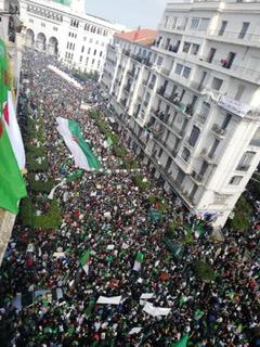 """Algiera: prezydent podał się do dymisji, ale ludzie dalej manifestują. Chcą usunięcia """"układu"""""""